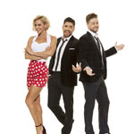 STRICTLY COME DANCING STARS TEAM UP FOR NEW THEATRE SHOW 'RIP IT UP'