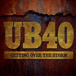UB40 - 'Getting Over The Storm' released on September 2nd